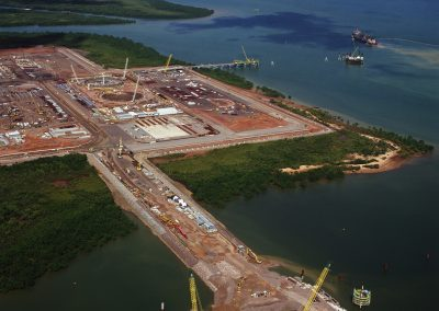 Module Offloading Facility & Product Loading Jetty