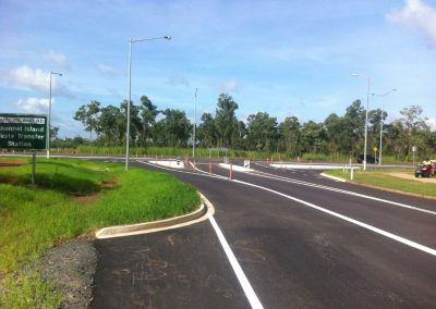 Chung Wah/Channel Island Road Intersection Upgrade